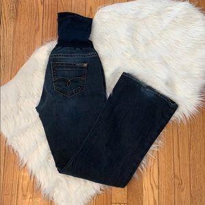 Mavi maternity jeans size small petite